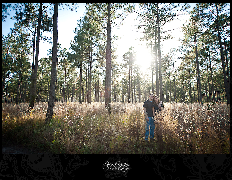 Amber daniel engagement portraits at honey lake for Honey lake plantation