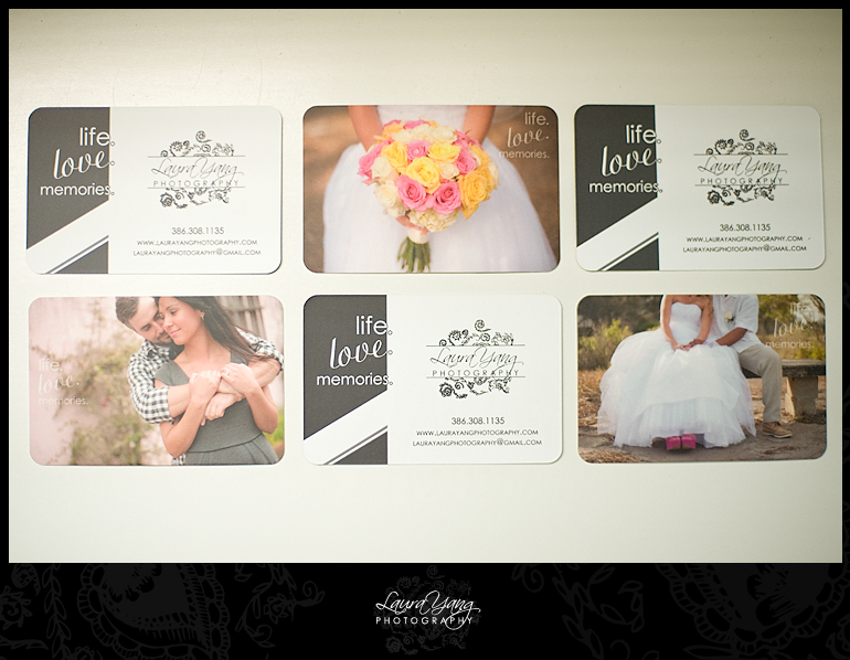 This just in our new business cards florida wedding well reheart Image collections